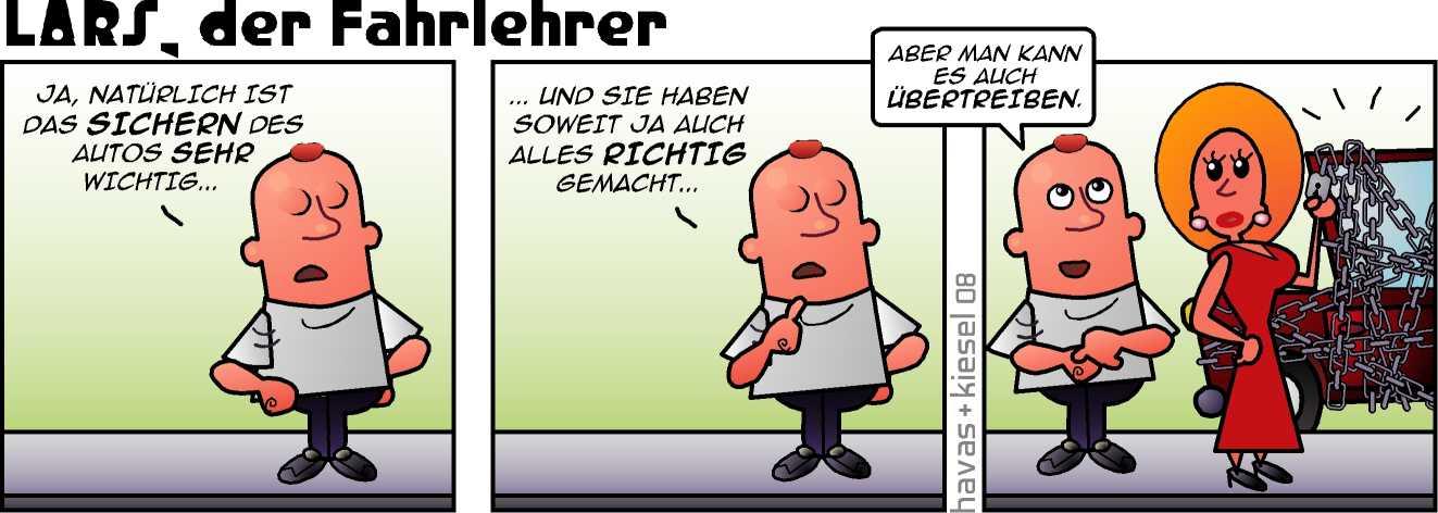 2005-01-07 Lars der Fahrlehrer 1