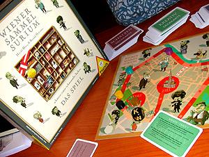 Wiener Sammelsurium – Das Spiel