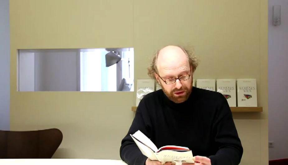 "Ex Libris HH: YouTube Lesung(en) aus ""Kurioses Wien"""