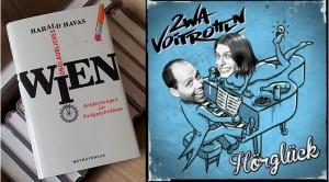 """Buch: """"Unglaubliches Wien"""" CD: """"Hörglück"""""""