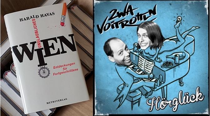 """Buchpräsentation """"Unglaubliches Wien"""""""